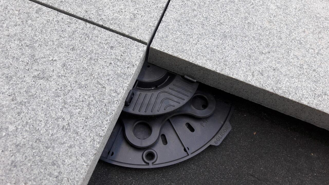 Terras betontegels project in Gullegem4